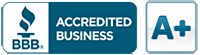 Wright Construction Co. BBB® Accredited Business Seal